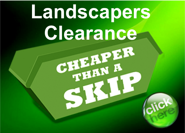 landscapers clearance