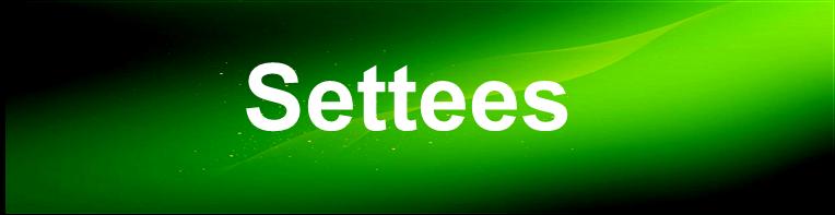 settees