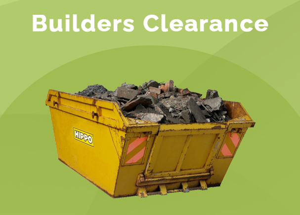 Builders clearance services in West Midlands